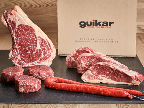 Comprar Online Pack de Carne Carnicas Guikar