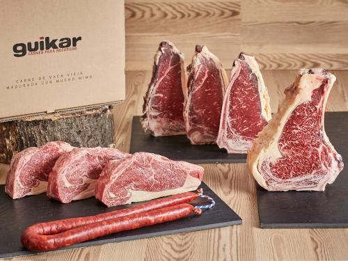 Pack Combinado de Carne Carnicas Guikar