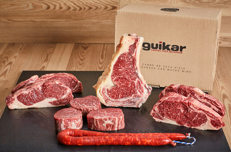 Comprar Packs de Carne Online Carnicas Guikar